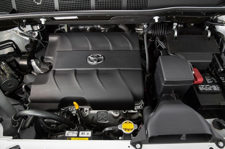 Toyota-Sienna-variklis
